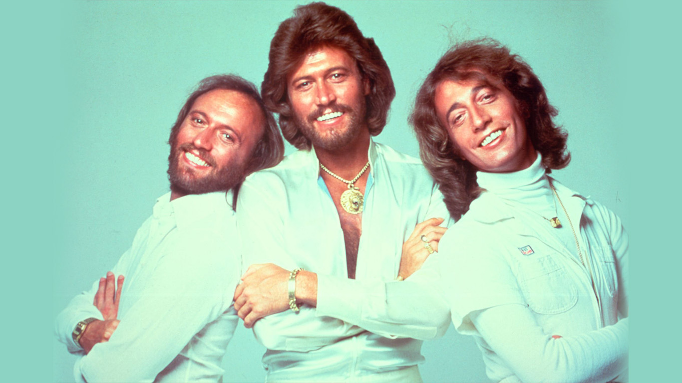SaturdayFever: A Song By The Bee Gees To Keep You Stayin