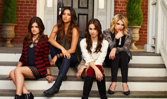 'Pretty Little Liars' Finally Tells All About A